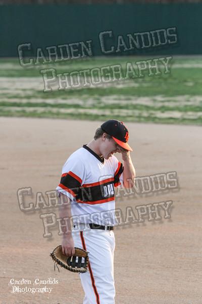 DHS MENS VARSITY Baseball vs N Davidson 3-17-15-5