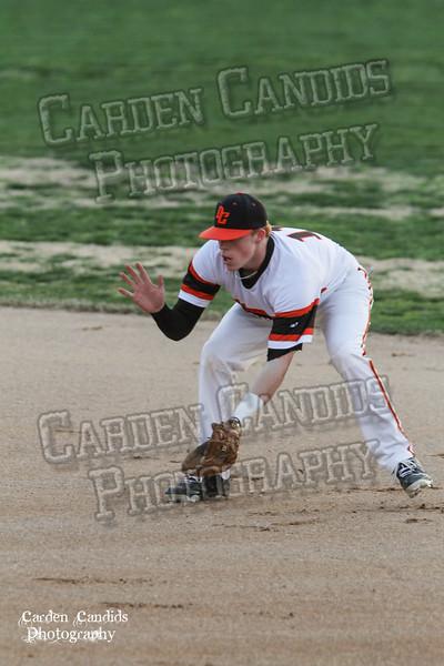 DHS MENS VARSITY Baseball vs N Davidson 3-17-15-20