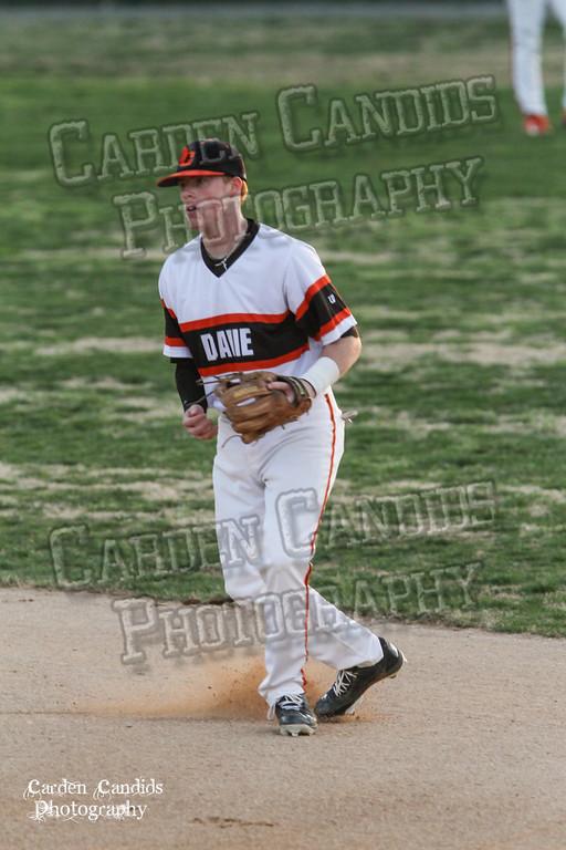 DHS MENS VARSITY Baseball vs N Davidson 3-17-15-18