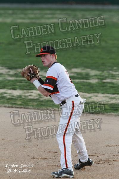 DHS MENS VARSITY Baseball vs N Davidson 3-17-15-25