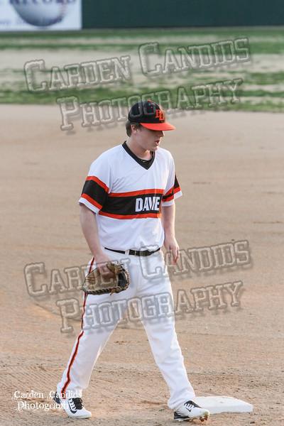 DHS MENS VARSITY Baseball vs N Davidson 3-17-15-4