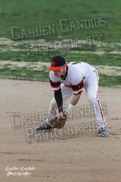 DHS MENS VARSITY Baseball vs N Davidson 3-17-15-22