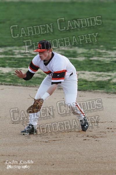 DHS MENS VARSITY Baseball vs N Davidson 3-17-15-19