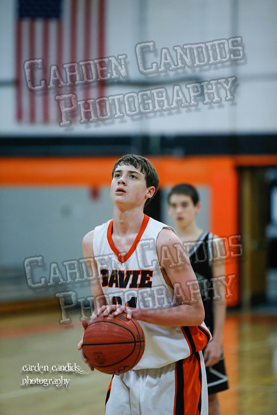 DHS Mens JV vs North Davidson 1-5-16-023