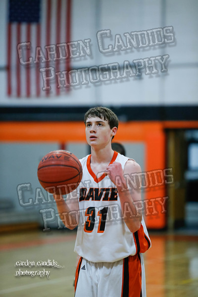 DHS Mens JV vs North Davidson 1-5-16-022