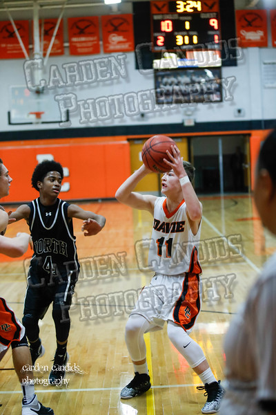 DHS Mens JV vs North Davidson 1-5-16-014