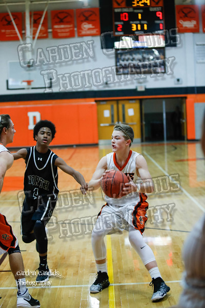 DHS Mens JV vs North Davidson 1-5-16-013