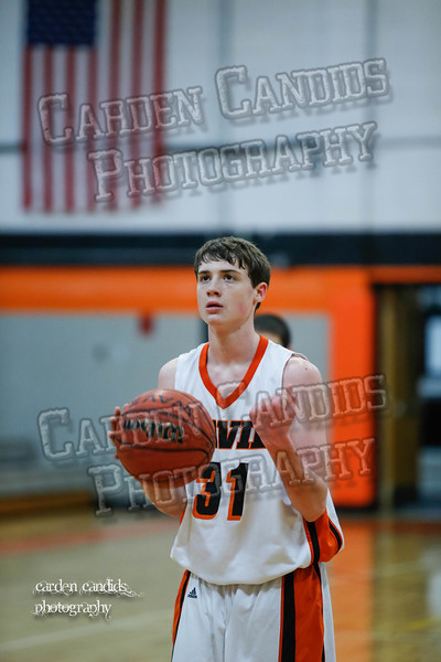 DHS Mens JV vs North Davidson 1-5-16-021