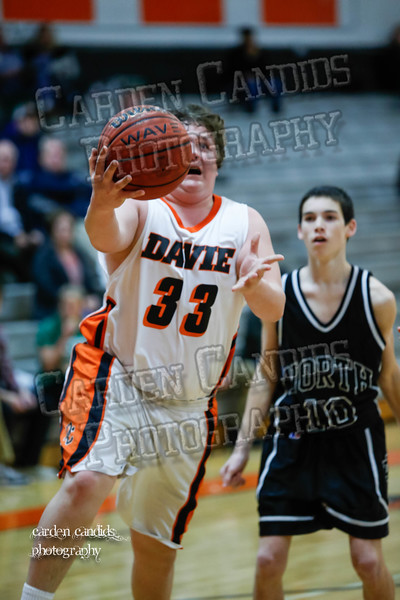DHS Mens JV vs North Davidson 1-5-16-044