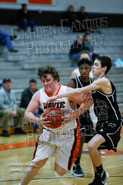 DHS Mens JV vs North Davidson 1-5-16-041
