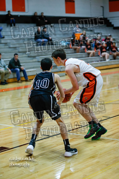 DHS Mens JV vs North Davidson 1-5-16-036