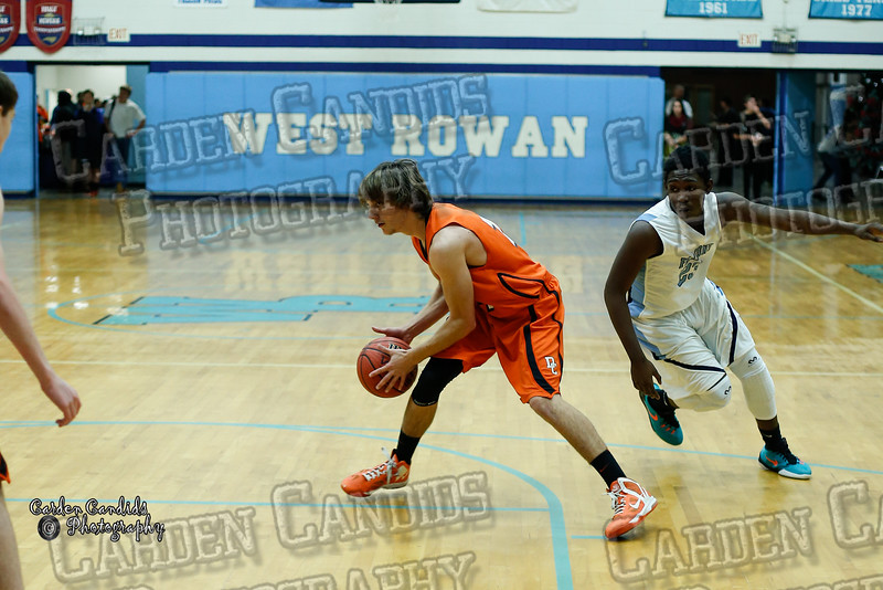 DHS Mens JV vs West Rowan 12-9-15-059