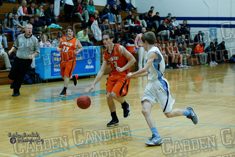 DHS Mens JV vs West Rowan 12-9-15-011