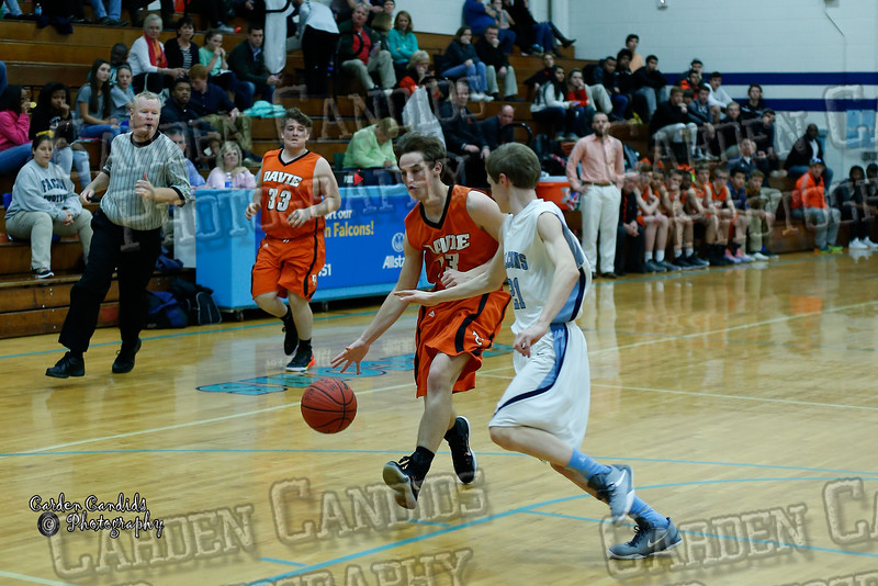 DHS Mens JV vs West Rowan 12-9-15-012