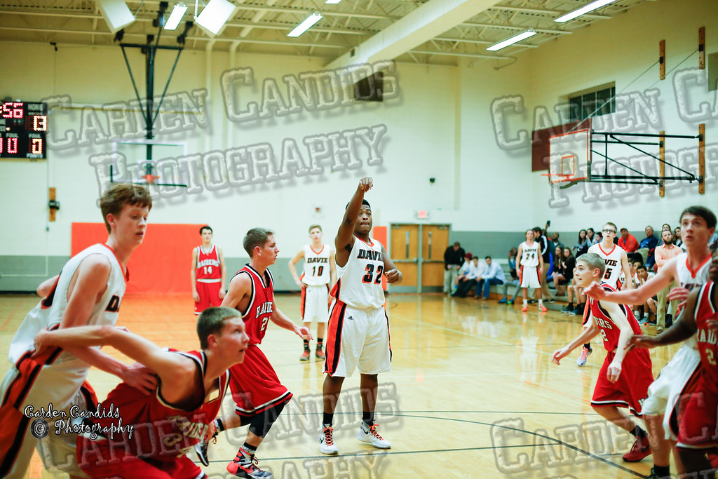 DHS Mens JV vs North Iredell 12-7-15-065