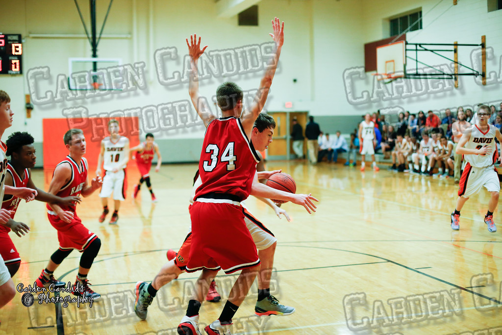 DHS Mens JV vs North Iredell 12-7-15-071
