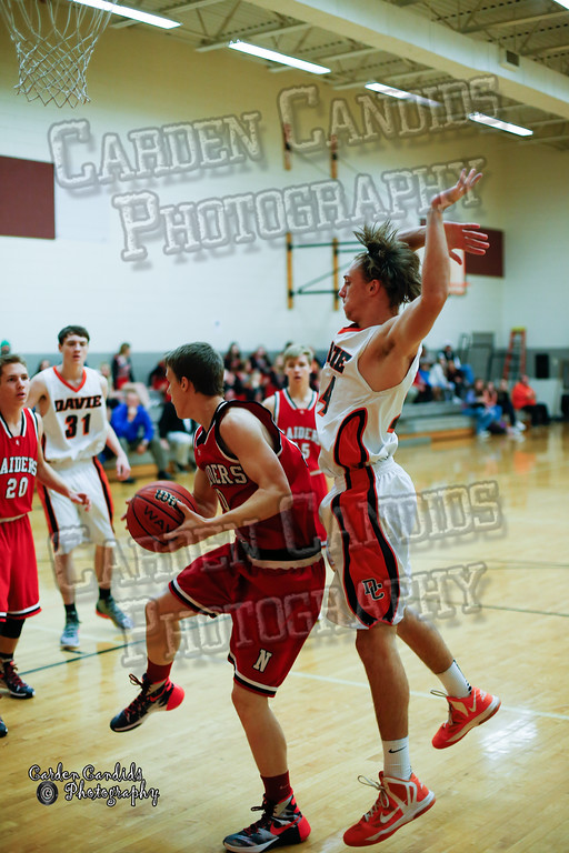 DHS Mens JV vs North Iredell 12-7-15-015