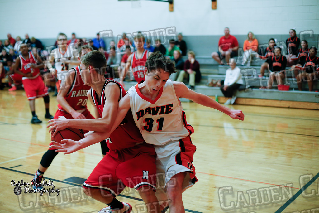 DHS Mens JV vs North Iredell 12-7-15-047