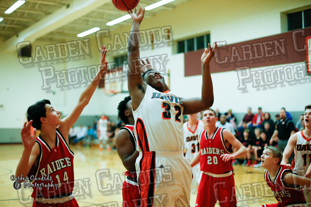 DHS Mens JV vs North Iredell 12-7-15-058