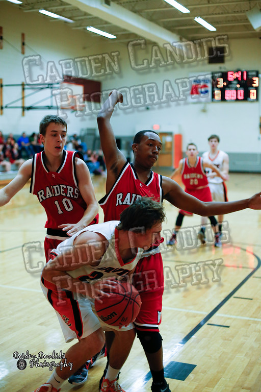 DHS Mens JV vs North Iredell 12-7-15-010