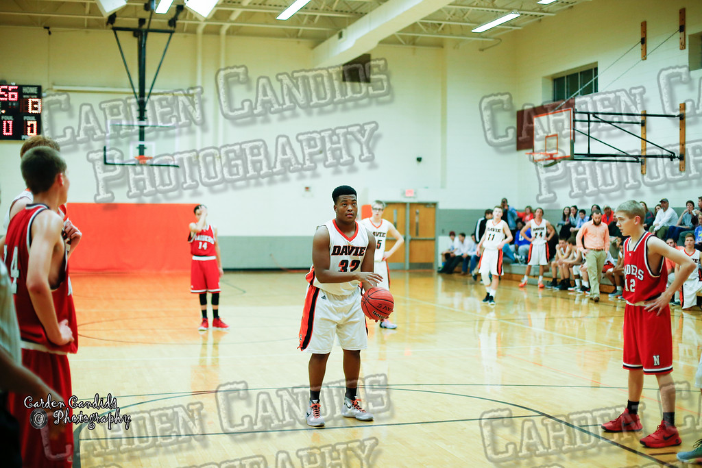 DHS Mens JV vs North Iredell 12-7-15-061