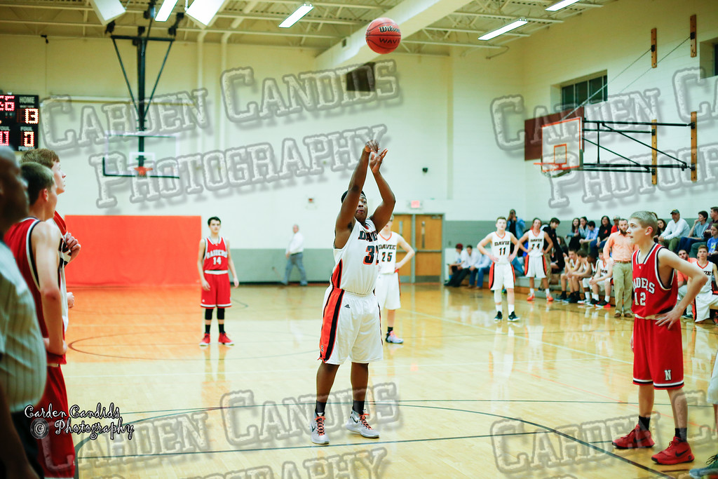 DHS Mens JV vs North Iredell 12-7-15-063