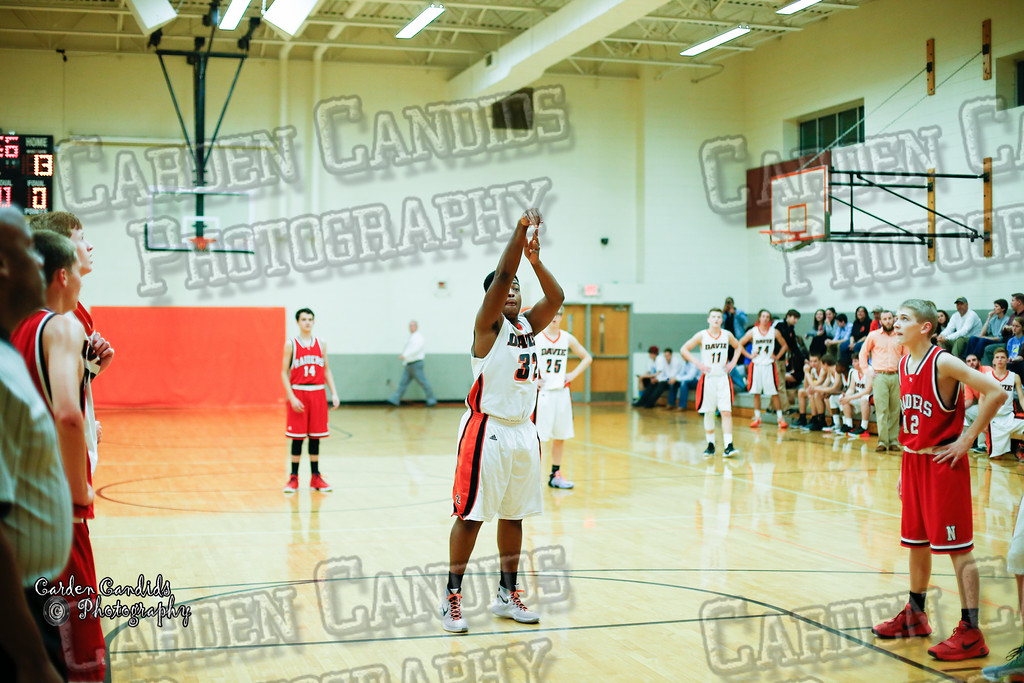 DHS Mens JV vs North Iredell 12-7-15-064