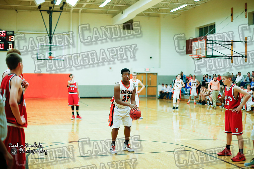 DHS Mens JV vs North Iredell 12-7-15-062
