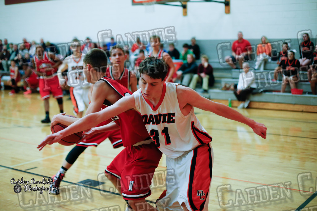 DHS Mens JV vs North Iredell 12-7-15-048