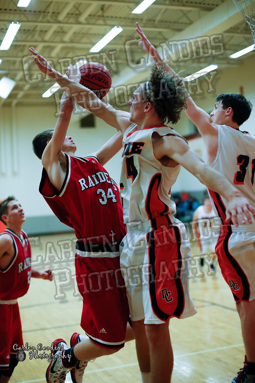 DHS Mens JV vs North Iredell 12-7-15-275