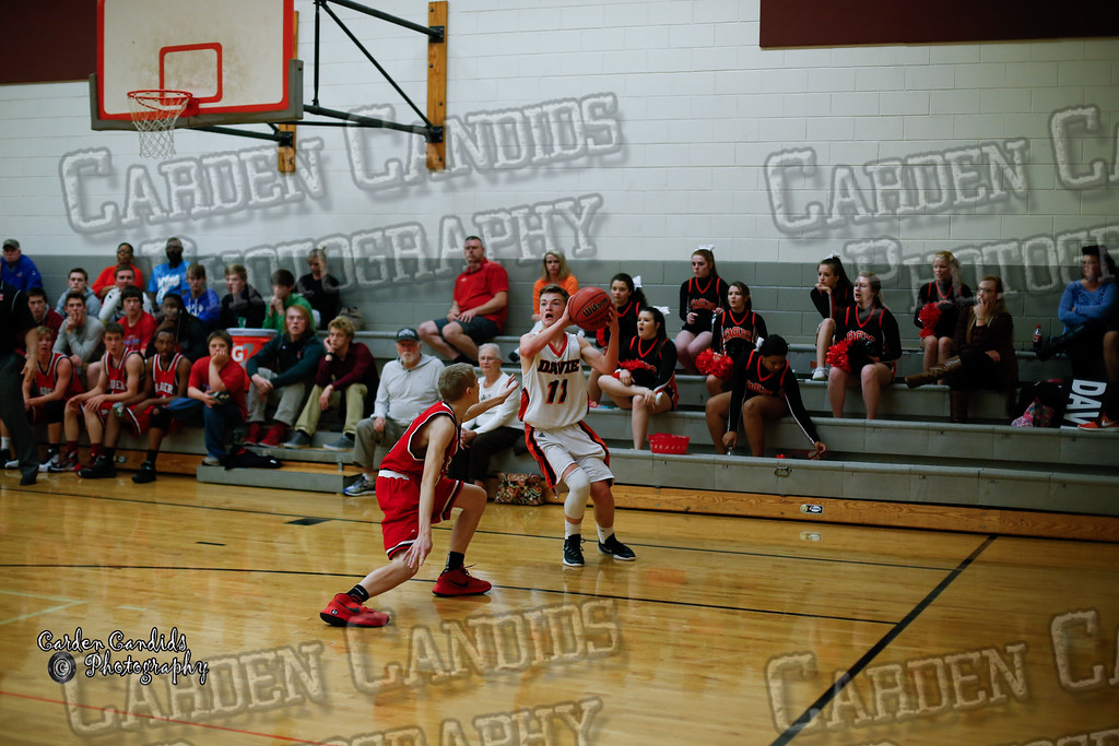 DHS Mens JV vs North Iredell 12-7-15-054
