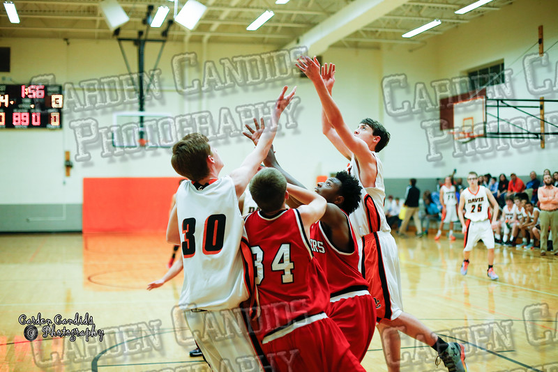 DHS Mens JV vs North Iredell 12-7-15-066