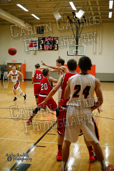 DHS Mens JV vs North Iredell 12-7-15-003