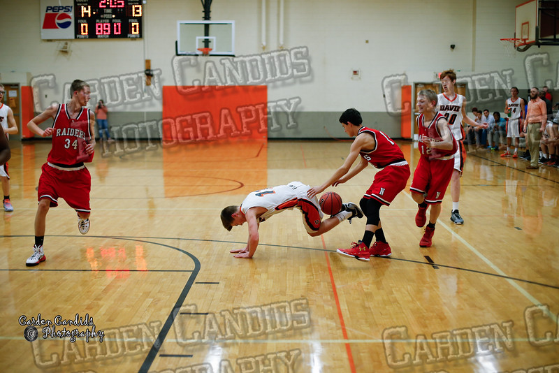 DHS Mens JV vs North Iredell 12-7-15-053