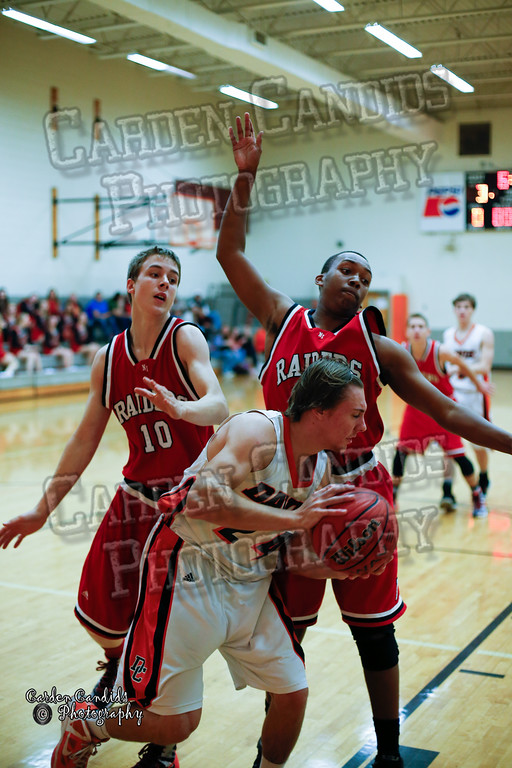 DHS Mens JV vs North Iredell 12-7-15-009