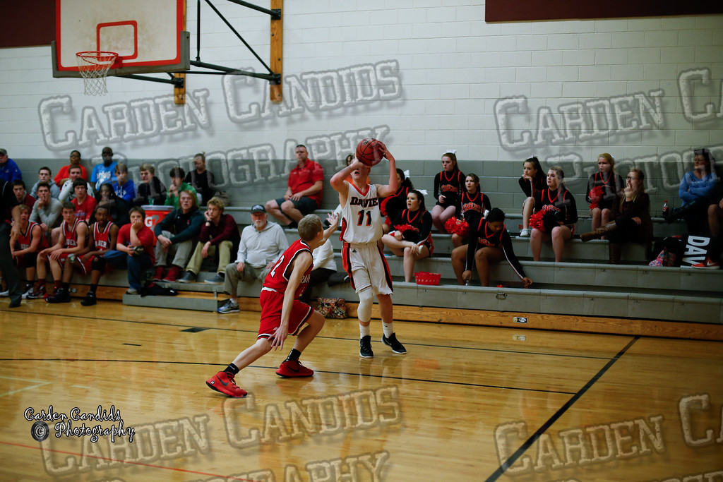 DHS Mens JV vs North Iredell 12-7-15-055