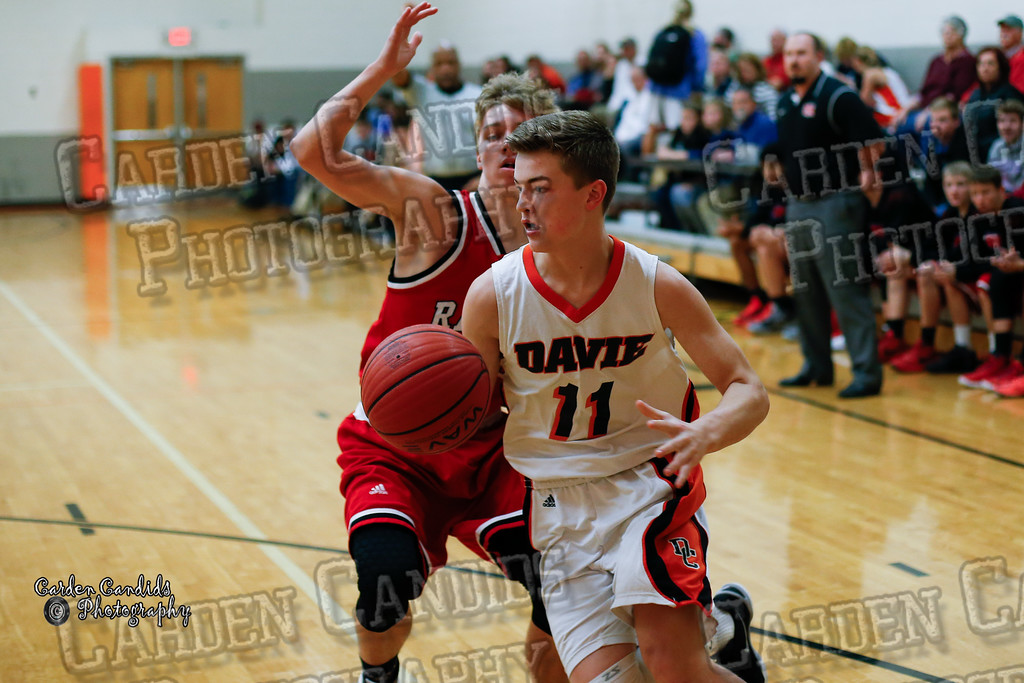 DHS Mens JV vs North Iredell 12-7-15-020