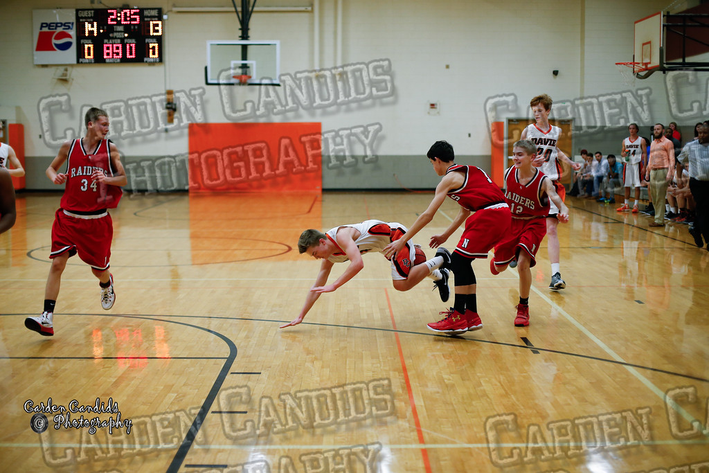 DHS Mens JV vs North Iredell 12-7-15-052