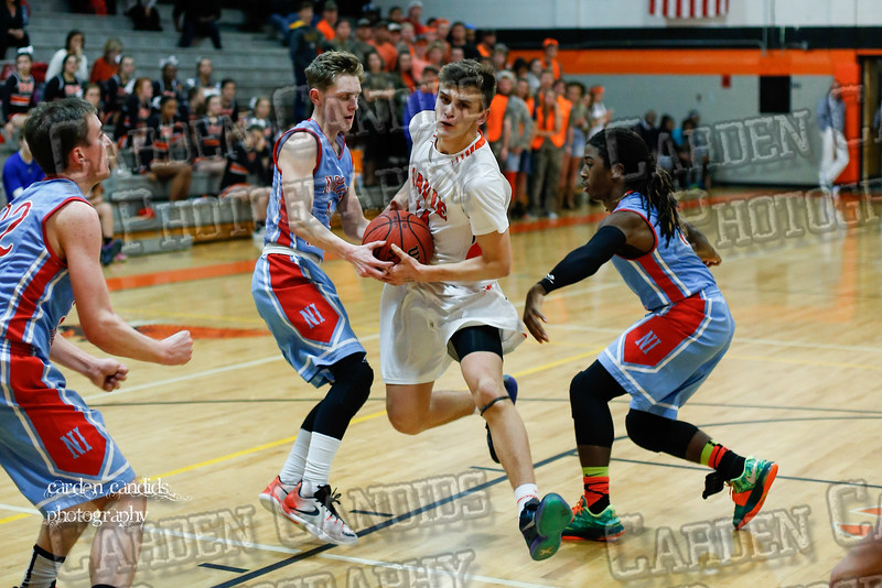 DHS Mens Varsity vs North Iredell 12-7-15-159