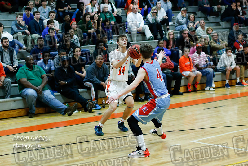 DHS Mens Varsity vs North Iredell 12-7-15-140