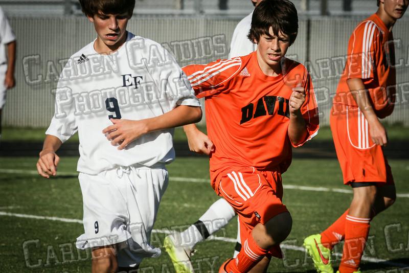 Men's JV Soccer vs E Forsyth 8-27-14-046
