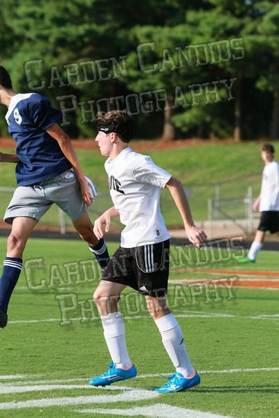 Men's JV Soccer vs Forbush-8-21-14-43