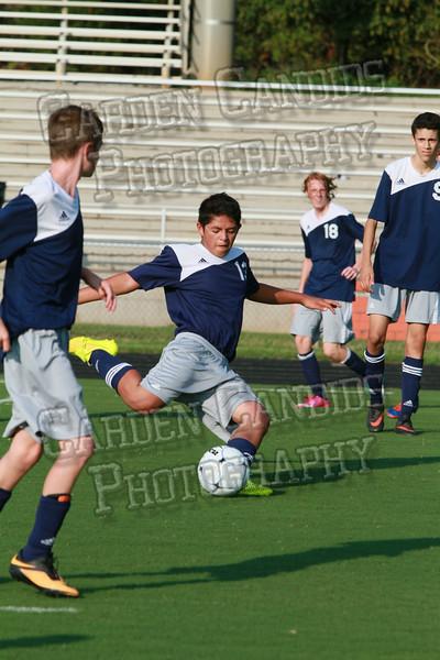 Men's JV Soccer vs Forbush-8-21-14-34