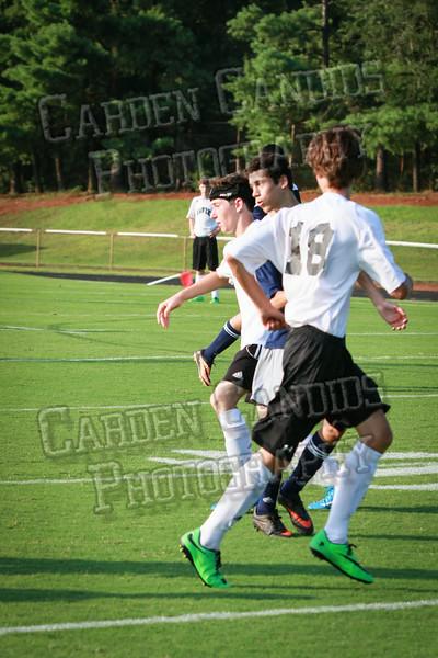 Men's JV Soccer vs Forbush-8-21-14-56