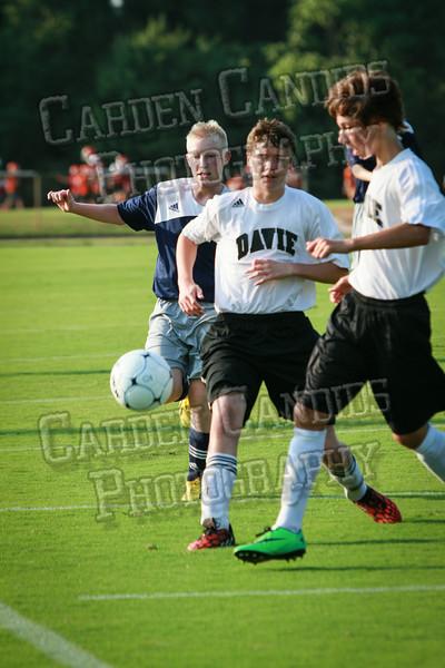 Men's JV Soccer vs Forbush-8-21-14-54