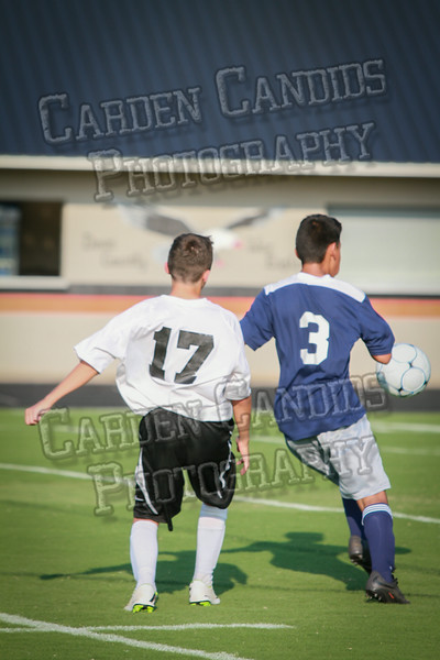 Men's JV Soccer vs Forbush-8-21-14-40