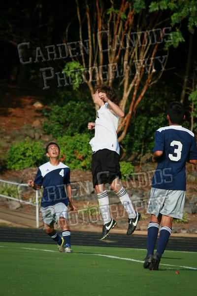 Men's JV Soccer vs Forbush-8-21-14-38