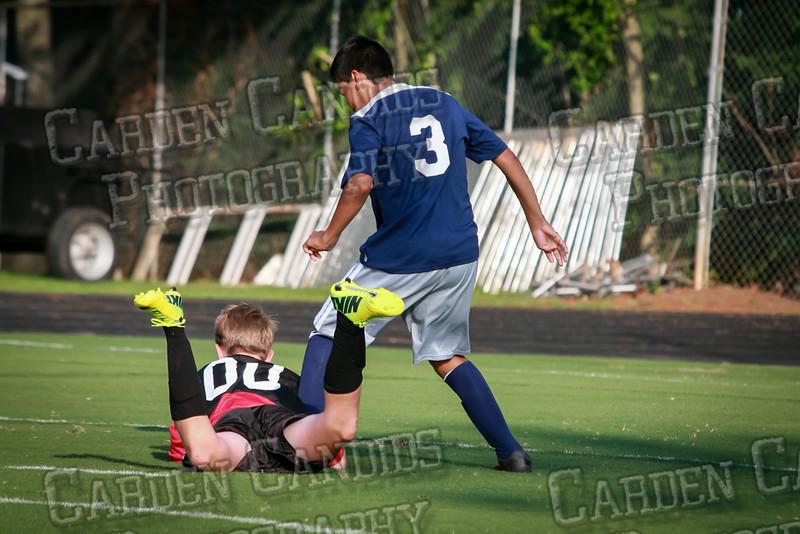 Men's JV Soccer vs Forbush-8-21-14-26