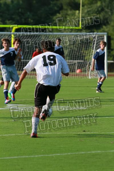 Men's JV Soccer vs Forbush-8-21-14-6