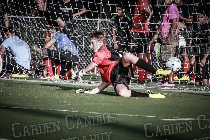 Men's JV Soccer vs Forbush-8-21-14-71